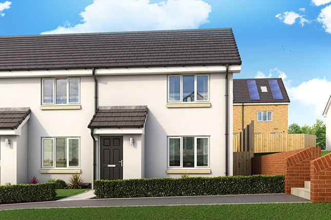 "Thumbnail 3 bedroom property for sale in ""The Blair"" at Torbeith Gardens, Hill Of Beath, Cowdenbeath"
