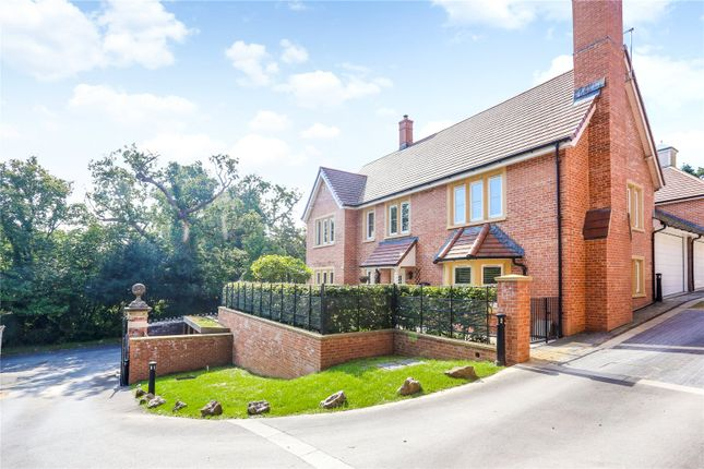 Thumbnail Detached house for sale in Burwalls Road, Leigh Woods, Bristol