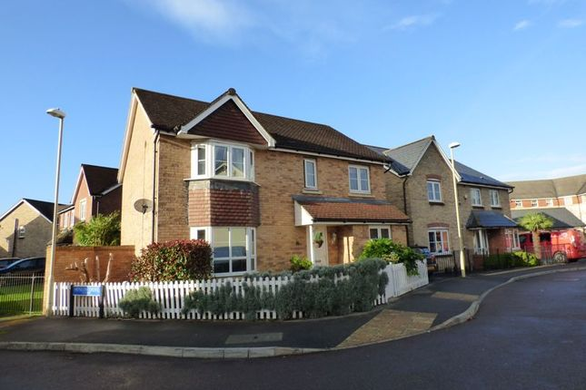 Thumbnail Detached house for sale in Holbeach Drive Kingsway, Quedgeley, Gloucester