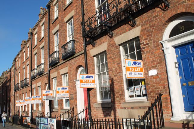 Thumbnail Terraced house to rent in Seymour Street, Liverpool
