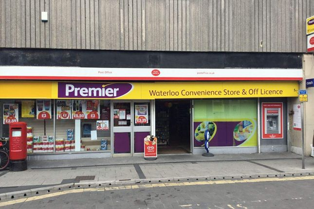 Retail premises for sale in Waterloo Road, Blackpool
