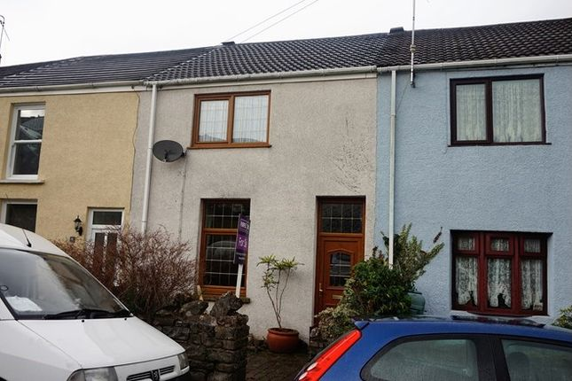 Thumbnail Terraced house to rent in Castle Street, Mumbles