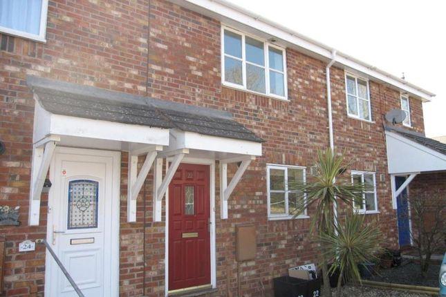 Thumbnail Terraced house for sale in Woburn Close, Paignton, Devon