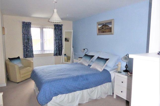 Master Bedroom of Clos Pwll Clai, Tondu, Bridgend, Bridgend County. CF32