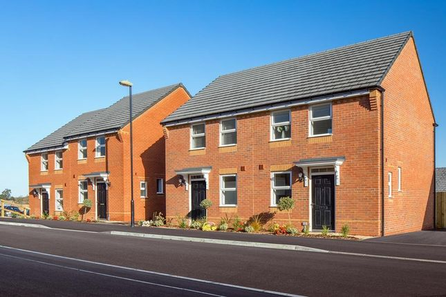 "3 bed terraced house for sale in ""Arley"" at St. Georges Way, Newport PO30"