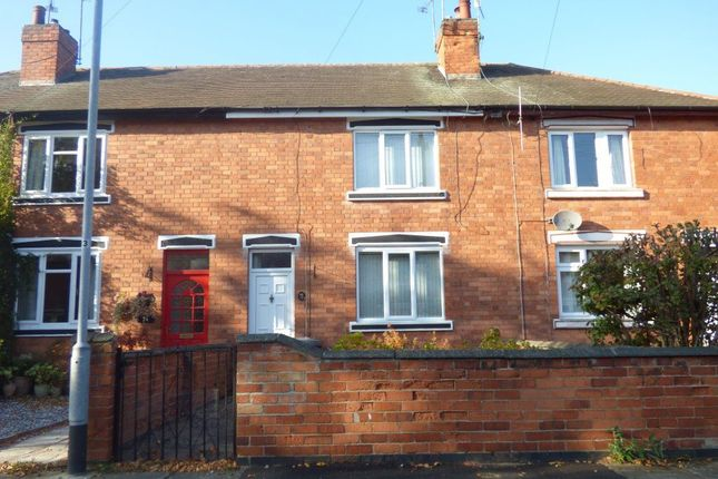 Thumbnail Terraced house to rent in Birch Avenue, Beeston Rylands, Nottingham