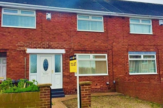 Thumbnail Property to rent in Mitford Gardens, Wallsend