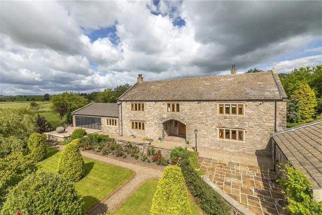 Thumbnail Detached house for sale in Old Crook Carr Farm, Gisburn Road, Bracewell, Barnoldswick