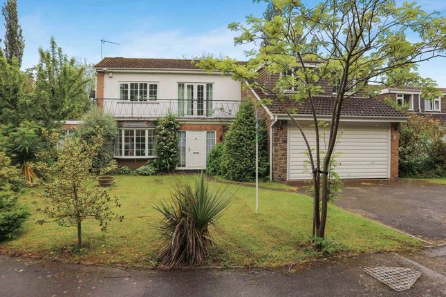 Thumbnail Detached house for sale in Towers Close, Kirby Muxloe