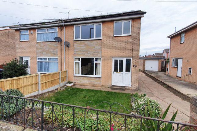 Thumbnail Semi-detached house for sale in Brecks Lane, Kirk Sandall