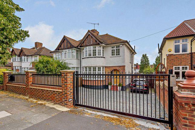 Thumbnail Semi-detached house for sale in Green Lane, Chislehurst