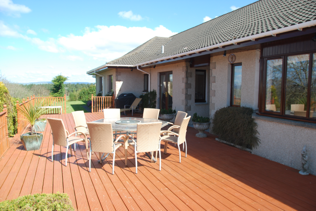 Thumbnail Bungalow to rent in Hillside, Inverness, 7Jj
