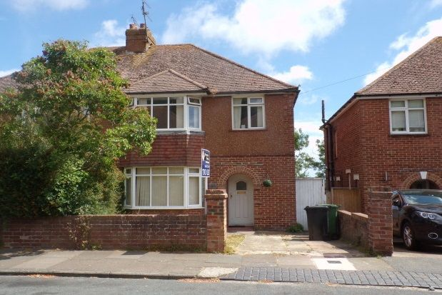 Thumbnail Property to rent in Sancroft Road, Eastbourne