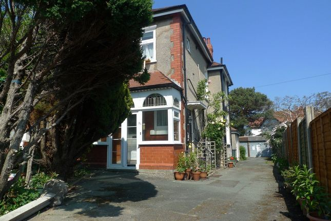 Thumbnail Flat for sale in St. Georges Road, Rhos On Sea, Colwyn Bay