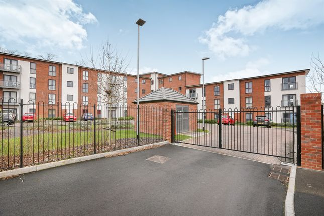 Thumbnail Flat for sale in Donington Grove, Akron Gate, Off Stafford Road, Wolverhampton