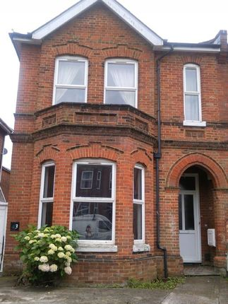 Thumbnail Semi-detached house to rent in Alma Road, Portswood, Southampton