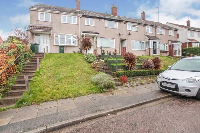 Front of Denham Avenue, Coventry, West Midlands CV5