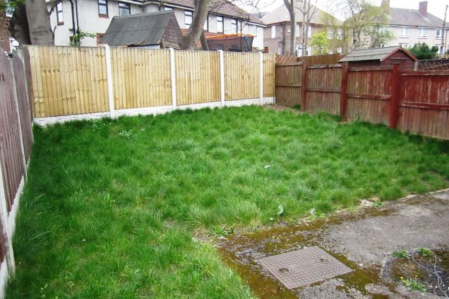 Rear Garden of Wordsworth Close, Sheffield S5