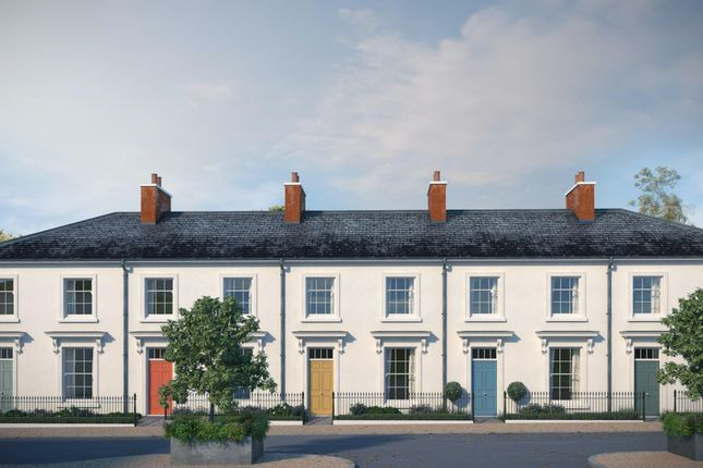 Thumbnail Flat for sale in Barton Quarter, 1 Oxley Mews, Chilwell, Nottingham
