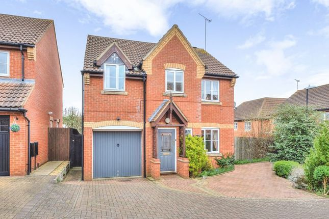 Thumbnail Property for sale in Nightingale Close, Daventry