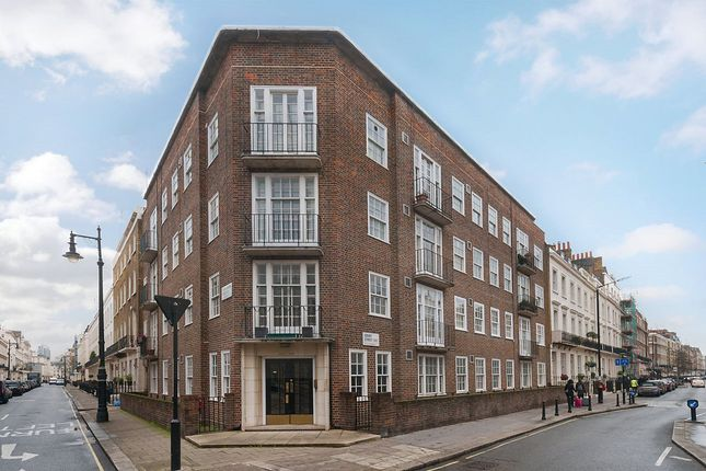 1 bed flat for sale in Ebury Street, London