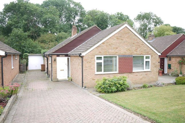 Thumbnail Detached bungalow for sale in Brookside Crescent, Cuffley, Potters Bar