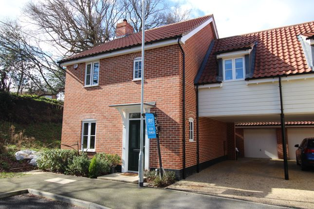 Thumbnail Detached house for sale in Butterfly Trail, Stanway, Colchester