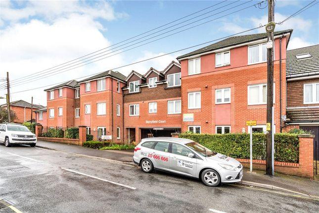 Thumbnail Flat for sale in Bursledon Road, Hedge End, Southampton
