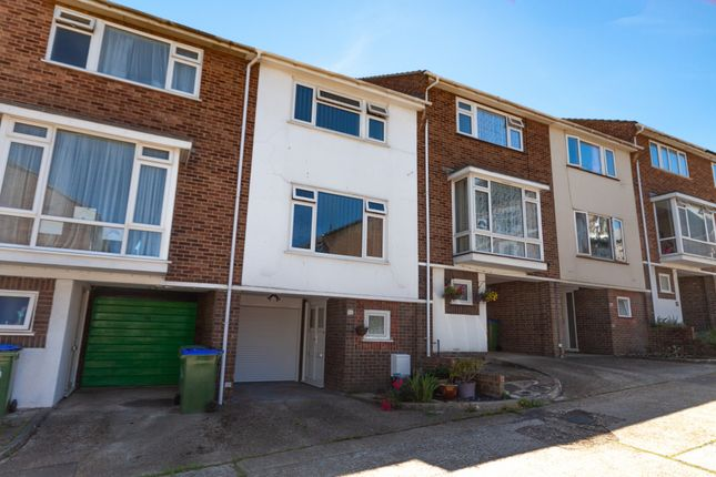 Thumbnail Terraced house to rent in Cloisters, Church Hill, Newhaven