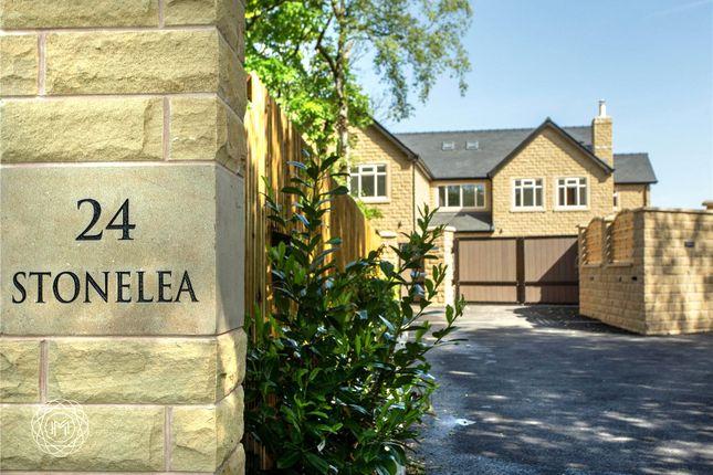 Thumbnail Detached house for sale in Rivington Road, Belmont, Bolton, Lancashire