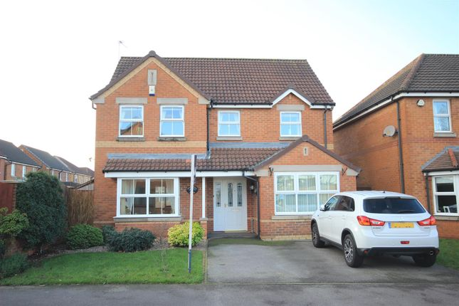 Thumbnail Property for sale in Fothergill Drive, Edenthorpe, Doncaster