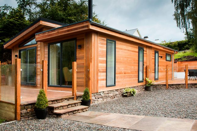 3 bed lodge for sale in Comrie, Perthshire PH6