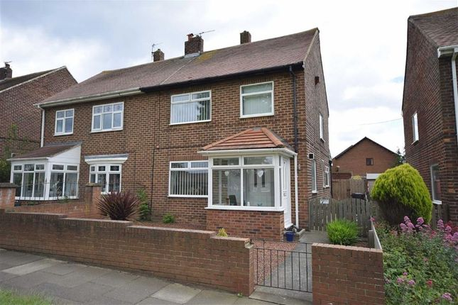 Thumbnail Semi-detached house for sale in Prince Edward Road, Marsden, South Shields