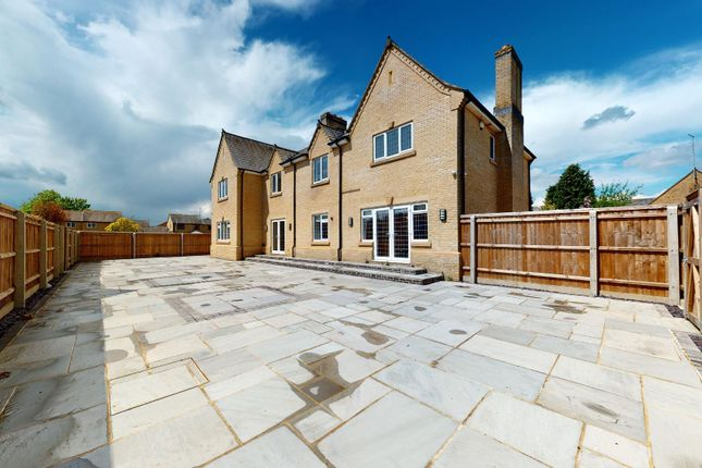Thumbnail Property for sale in Ernest House, Thorney, Peterborough