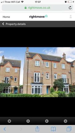Thumbnail Semi-detached house to rent in Fen Field Mews, Peterborough, Cambridgeshire