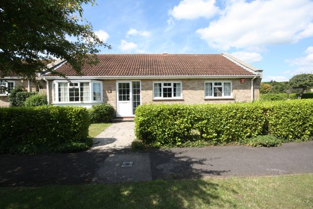 Thumbnail Detached bungalow for sale in The Orchard, Milford On Sea