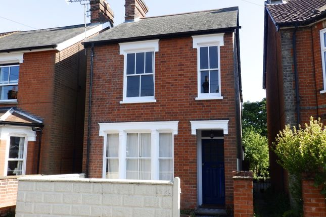 Thumbnail Detached house to rent in Bristol Road, Ipswich