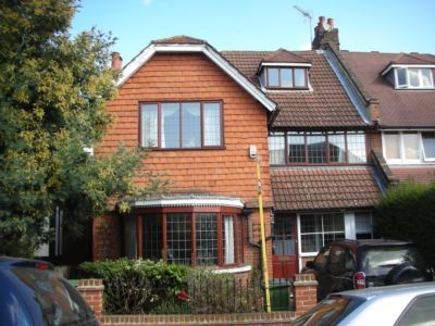 Thumbnail Terraced house to rent in Highmore Road, Blackheath