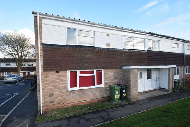 Thumbnail End terrace house for sale in Bushley Close, Redditch