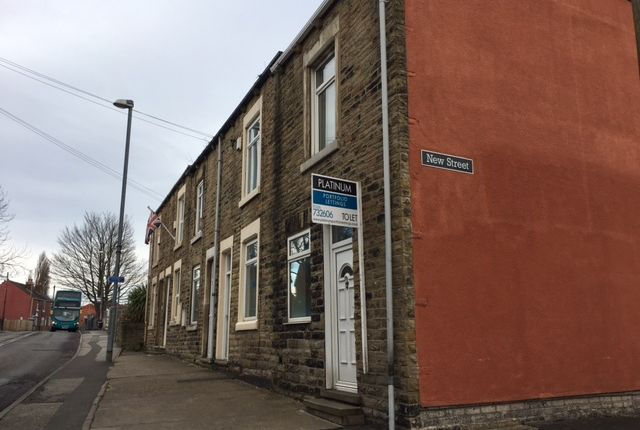 Thumbnail End terrace house to rent in Main Street, South Hiendley, Barnsley