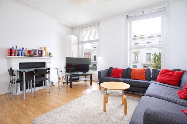 Thumbnail Maisonette to rent in Axminster Road, London