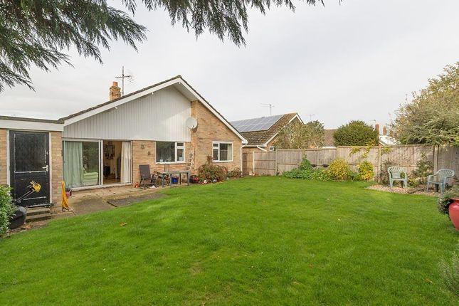 Thumbnail Detached bungalow for sale in Kestrel Close, Sittingbourne