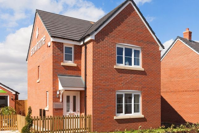 "Thumbnail Detached house for sale in ""The Hatfield "" at Hewell Road, Redditch"