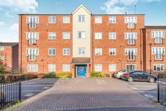 2 bed flat to rent in Mill Bridge Close, Retford DN22