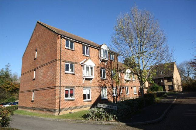 Thumbnail Flat for sale in Weybrook Drive, Guildford, Surrey