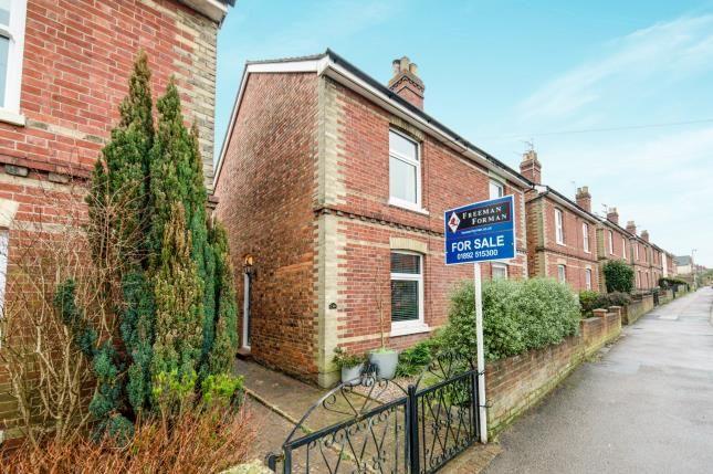 Thumbnail Semi-detached house for sale in Powder Mill Lane, Tunbridge Wells, Kent