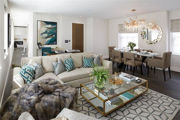Thumbnail Flat for sale in Holborn