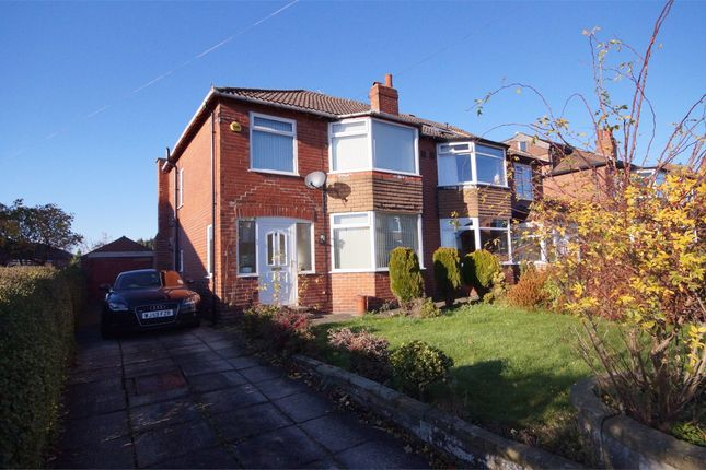 Thumbnail Semi-detached house to rent in Talbot Rise, Leeds, West Yorkshire