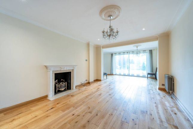 Thumbnail Detached house to rent in Windermere Road, Kingston Vale, London