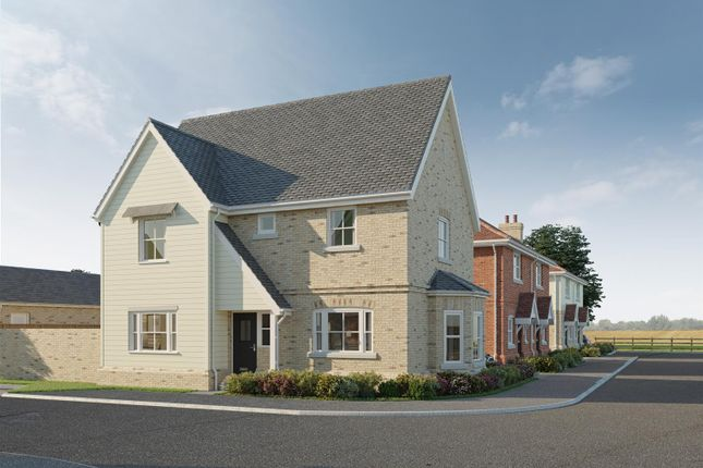 Thumbnail Detached house for sale in The Daffodil- Bay Window, Plot 44, Latchingdon Park, Latchingdon